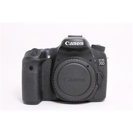 Used Canon EOS 70D thumbnail