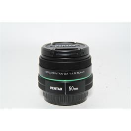Used Pentax 50mm F1.8 DA Lens thumbnail