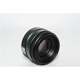 Used Pentax 50mm F1.8 DA Lens Thumbnail Image 1
