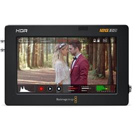 "Blackmagic Design Video Assist 5"" 12G HDR Monitor Recorder thumbnail"
