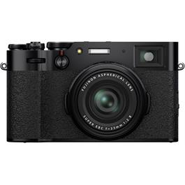Fujifilm X100V Compact Digital Camera Black thumbnail