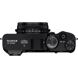 Fujifilm X100V Compact Digital Camera Black Thumbnail Image 5