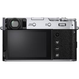 Fujifilm X100V Compact Digital Camera Silver Thumbnail Image 1