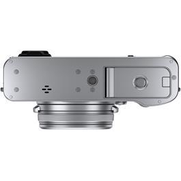 Fujifilm X100V Compact Digital Camera Silver Thumbnail Image 4