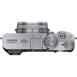 Fujifilm X100V Compact Digital Camera Silver Thumbnail Image 5