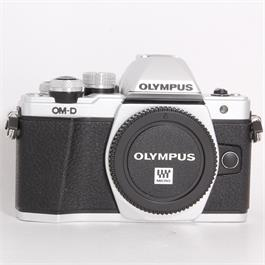 Used Olympus E-M10 Mark II Body thumbnail