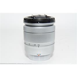 Fujifilm Used Fuji XC 16-50 f3.5-5.6 Lens Silver thumbnail