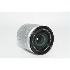 Fujifilm Used Fuji XC 16-50 f3.5-5.6 Lens Silver Thumbnail Image 1