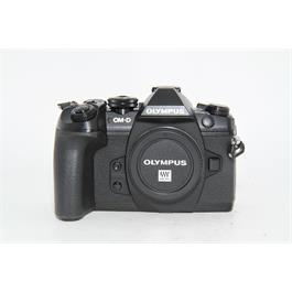 Used Olympus E-M1 Mark II Body Black thumbnail