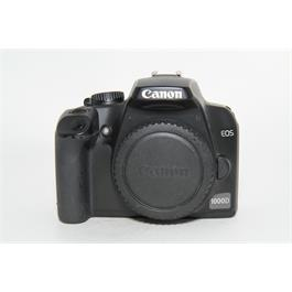 Used Canon 1000D Body thumbnail