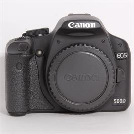 Used Canon 500D Body thumbnail