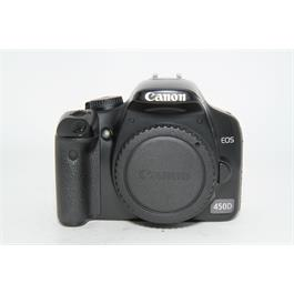 Used Canon 450D Body thumbnail