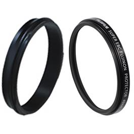 Fujifilm Weather-Resistant Kit X100V Black (Adaptor Ring and Protector Filter) thumbnail
