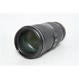 Used Nikon 70-200mmG f/4 ED VR Lens thumbnail