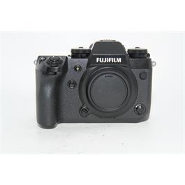 Fujifilm Used Fuji X-H1 Body thumbnail