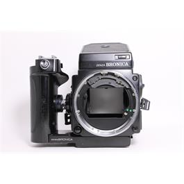 Used Bronica ETRSi with AE-II finder thumbnail