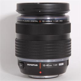 Used Olympus 12-40mm f2.8 Pro thumbnail