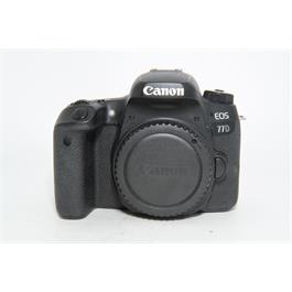 Used Canon 77D Body thumbnail