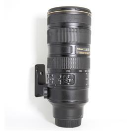 Used Nikon 70-200mm F/2.8G VR II thumbnail