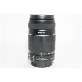 Used Canon 55-250mm f4-5.6 IS II Lens thumbnail