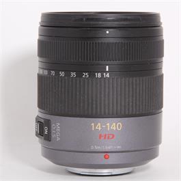Used Panasonic 14-140mm f/4-5.8 Mega OIS thumbnail