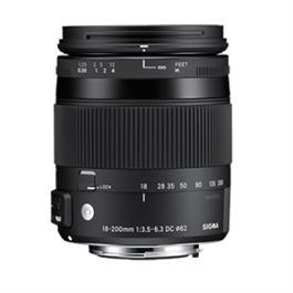 Sigma 18-200mm f/3.5-6.3 DC Macro OS HSM Lens - Canon Fit thumbnail