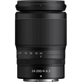 Nikon Nikkor Z 24-200mm f/4-6.3 VR Telephoto Zoom Lens Thumbnail Image 1