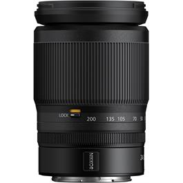 Nikon Nikkor Z 24-200mm f/4-6.3 VR Telephoto Zoom Lens Thumbnail Image 2