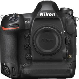 Nikon D6 Digital SLR Camera Body Thumbnail Image 2