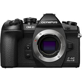 Olympus OM-D E-M1 MK III Mirrorless Camera Body thumbnail