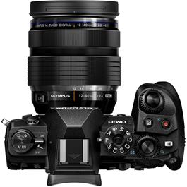 Olympus OM-D E-M1 MK III Camera With 12-40mm f/2.8 PRO Lens Kit Thumbnail Image 2