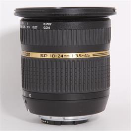 Used Tamron 10-24mm f/3.5-4.5 Di II LD ASPH IF - Nikon thumbnail