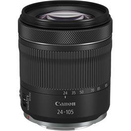 Canon RF 24-105mm f/4-7.1 IS STM Zoom Lens Thumbnail Image 0