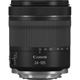 Canon RF 24-105mm f/4-7.1 IS STM Zoom Lens Thumbnail Image 1
