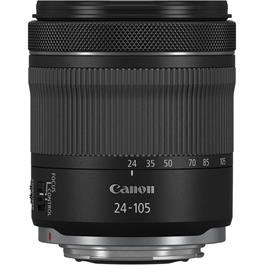 Canon RF 24-105mm f/4-7.1 IS STM Zoom Lens Thumbnail Image 2