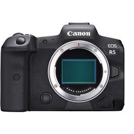 Canon EOS R5 Mirrorless Digital Camera Body Thumbnail Image 0