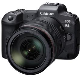 Canon EOS R5 Mirrorless Digital Camera Body Thumbnail Image 1