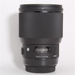 Used Sigma 85mm f/1.4 DG HSM Art - Canon thumbnail