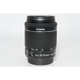 Used Canon EF-S 18-55mm f3.5-5.6 IS STM thumbnail