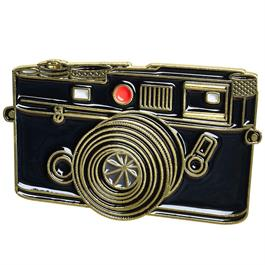 Official Exclusive Leica M6 TTL Millennium GOLD Pin Badge thumbnail