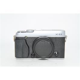 Fujifilm Used Fuji X-E2 Body Silver thumbnail