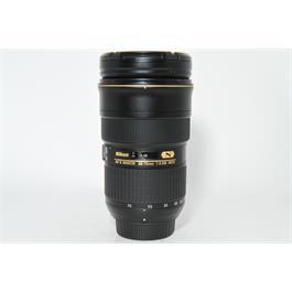 Used Nikon 24-70mm f2.8G ED Lens thumbnail