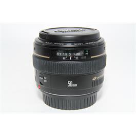 Used Canon EF 50mm F1.4 USM Lens thumbnail