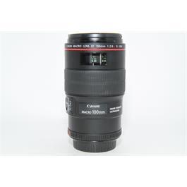 Used Canon EF 100mm F2.8L Macro IS USM thumbnail