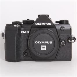Used Olympus E-M5 Mark III Body thumbnail