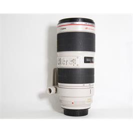 Used Canon 70-200mm f2.8 IS USM II thumbnail