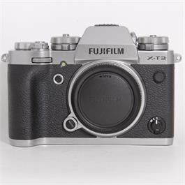 Used Fujifilm X-T3 Silver Body thumbnail