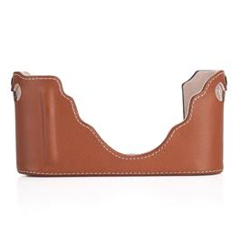 Leica Camera Protector M/M-P (Type 240) Cognac Leather thumbnail