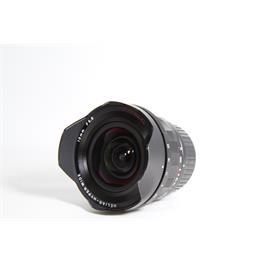 Used Voigtlander 10mm F5.6 Heliar Leica M Thumbnail Image 1