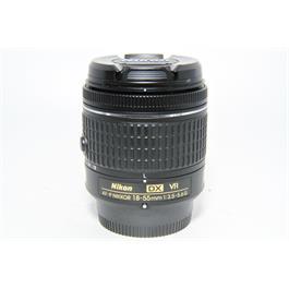Used Nikon AF-P 18-55 f3.5-5.6G VR Lens thumbnail